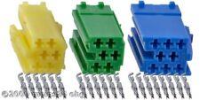 MINI ISO 20 PINs Stecker SET passend für BECKER BLAUPUNKT Autoradio