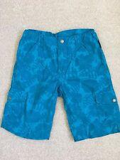 POLARN O. PYRET SWEDEN BOYS SWIM SHORTS BLUE Size 10-11yrs