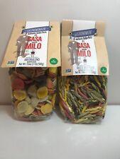 Gastronomiche Authentic Italian Pasta Caso Milo Arcobaleno & Trecce Dell' Orto
