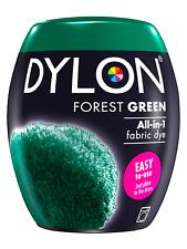Dylon 350g Verde Bosque Tinte de Máquina Estanque