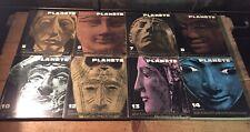 Revues Planète X15 Numéros De 1962 À 1967
