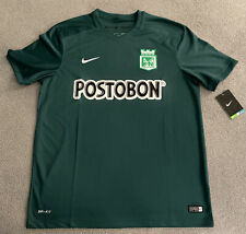 ATLETICO NACIONAL NIKE 2015 AWAY JERSEY MENS LARGE