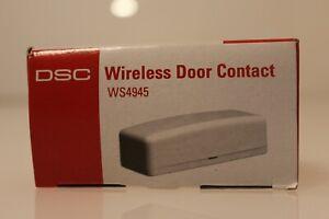 DSC WS4945 Wireless Door / Window Contact w/Magnet Spacer