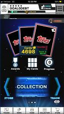Topps Star Wars Card Trader GOAL0DEBT ACCOUNT FOR SALE SWCT Digital RARE!
