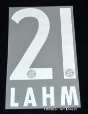 Bayern Munich mundo 16 Camiseta De Fútbol Nombre/Número Set 2014/15 Home