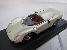 Best 9079 Ferrari 330 P2 1964 Alluminio 1:43, unbespielt, TOP !