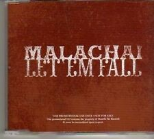 (BO215) Malachai, Let Em Fall - 2011 DJ CD