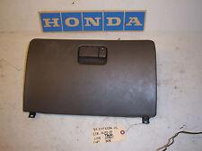 1999 Acura Integra LS tan glove box with latch dash compartment
