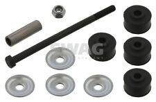 x2 PAIR SWAG Front Anti Rollbar Stabilizer Repair Kit Fits OPEL Monza 1603147