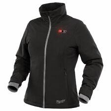 Milwaukee 232B-20 M12 Women's Heated Softshell Jacket Only, Black