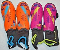 Classic Sport Youth Soccer Shin Guards, NEW, Pick Color, X-Small, Free Shipping!