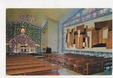 Buckfast Abbey Blessed Sacrament Chapel 1971 Postcard 455a