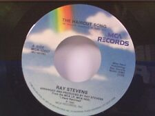 """RAY STEVENS """"THE HAIRCUT SONG / PUNK COUNTRY LOVE"""" 45 MINT"""