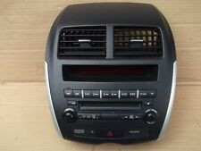MITSUBISHI ASX 2010-2015 DISPLAY RADIO CD PLAYER CONTROL  #MASX 35