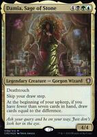 Damia, Sage of Stone FOIL | NM | Commander Anthology II | Magic MTG