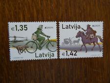 Latvia 2020 Mi# 1102-1103, MNH, Europa CEPT