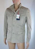 Giacca Uomo Sahariana FB FASHION da Esterni Made in Italy LU050 Tg 44
