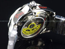 NEW Invicta 38mm Super Grand Diver 300M Fiery Red Automatic SS Bracelet Watch
