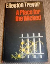 A PLACE FOR THE WICKED by Elleston Trevor First Edition Hardback 1968