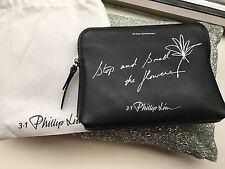 $195 Phillip Lim 10th Anniversary 31 Nano Second Leather Pouch Popsugar CFDA