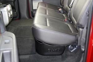 DUHA Under Seat Storage For F150 Ford CrewCab 2009-2014 Black Rear 20078
