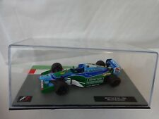 1/43 F1 FORMULA 1 CAR COLLECTION - BENETTON B194 MICHAEL SCHUMACHER 19 CAR #22