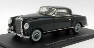 Neo 1/43 Scale Resin - NE3A Mercedes Benz 300 SC Pininfarina Blue