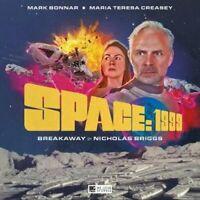 Space: 1999 Breakaway by Nicholas Briggs 9781838680695 | Brand New