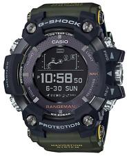Casio G Shock GPR-B1000-1B Rangeman GPS SOLAR BLUETOOTH  Excellent