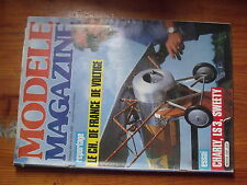 5µ?§ Revue Modele Magazine n°397 LS3 Sweety BeaverCharly Parachutiste