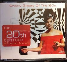Groovy Greats of the '60s, The 20th Century, A Musical Journey, 3 CD Set
