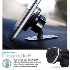 Naztech MagBuddy Anywhere Plus Universal Magnetic Cell Phone Mount Peel & Stick