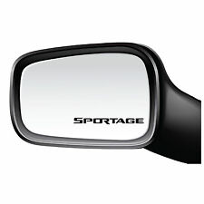 4 x Kia Sportage Car-Side mirror-Window-Vinyl Sticker/Decal-223