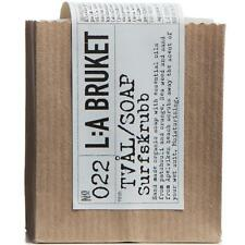 L:A BRUKET No. 022 Surf Scrub Soap NEW