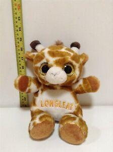 Collectable Plush Longleat Safari Park Giraffe | Soft Toy
