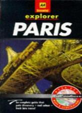 Paris (AA Explorer) By Fiona Dunlop