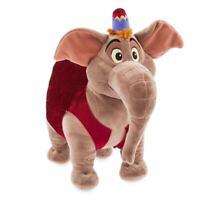DISNEY Aladdin Abu The Elephant 32cm Plush Soft Toy **New** Jasmine