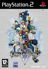 Kingdom Hearts II (2) PS2 playstation 2 jeux rôle rpg games spelletjes 1615