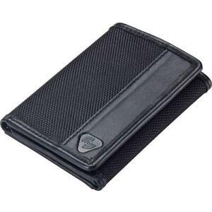 Lewis N. Clark Ballistic Nylon RFID Wallet