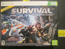 Cabelas Survival: Shadows of Katmai with Gun - Xbox 360