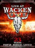 Live At Wacken 2012 - Nuovo DVD