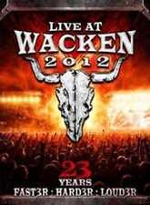 Live At Wacken 2012 - Live At Wacken 2012 Nuevo DVD