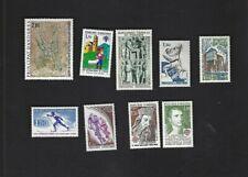 Andorra Fr. sc#271-4,276-80 MLH #275 MNH (1979-80)