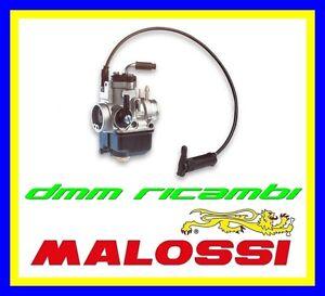 Kit Carburatore MALOSSI DELL'ORTO PHBL 25 GILERA RUNNER 125 180 FX FXR 2T