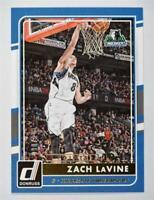 2015-16 Donruss Points #179 Zach LaVine /101 - NM-MT