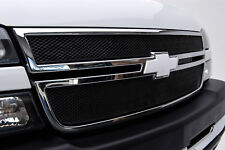 Grille-MX Upper Insert GRILLCRAFT fits 05-07 Chevrolet Silverado 2500 HD