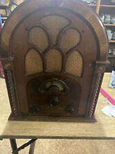 Atwater Kent Model 90 Cathedral Radio