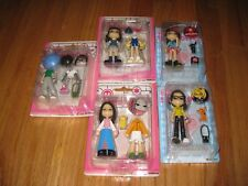 Pinky Street Figures Lot of 5 (Pk004, Pk006, Pk009, plus 2 Super Lovers)