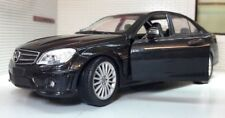 1:24 Scale Mercedes C Class CL 63 CL63 Class AMG V8 Detailed Model Car Black