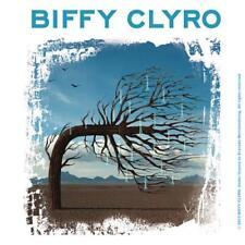 Biffy Clyro Opposti individuale Coaster Cork Bevande Musica Merchandise Ufficial